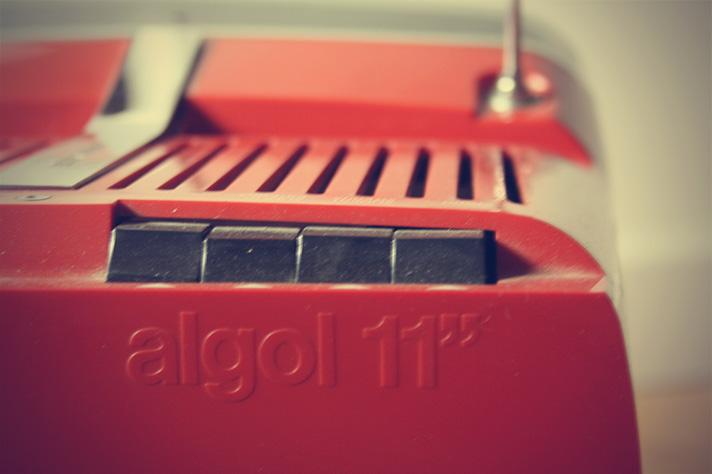 Algol 11 - Brionvega