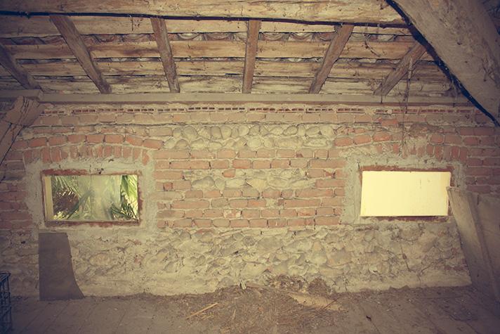 Sottotetto - Casa Tanji