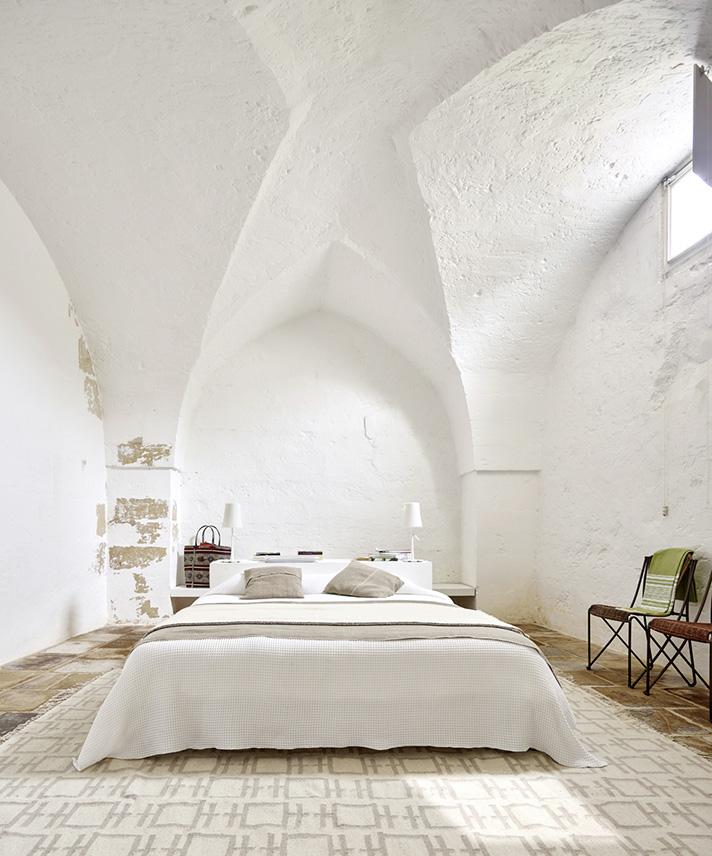 Frantoio nel Salento casa di Ludovica Serafini e Roberto Palomba