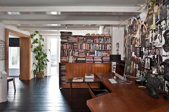 Living Dettaglio Appartamento olandese - casa facile