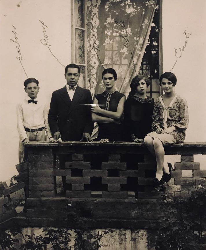famiglia di frida kahlo